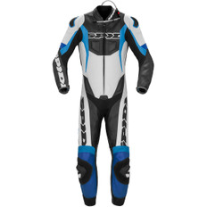 Sport Warrior Perforated Pro Professional White / Blue