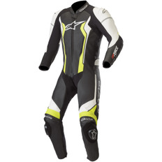 GP Force Professional Black / White / Yellow Fluo