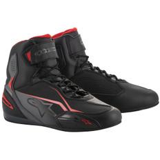Faster-3 Black / Grey / Red