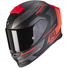 Exo-R1 Air Orbis Matt Black / Red