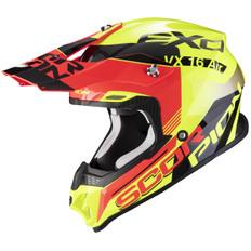 Vx-16 Air Neon Yellow / Neon Red