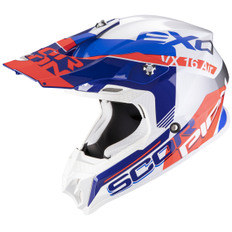 Vx-16 Air Arhus Pearl White / Blue / Neon Red