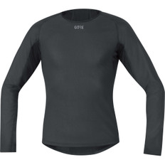 M Gore Windstopper Base Layer Thermo Black