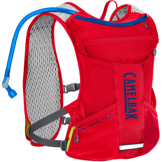 Chase Racing Red / Pitch Blue