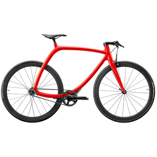 Metropolitan Bike R77 Hydrogen Orange Shiny