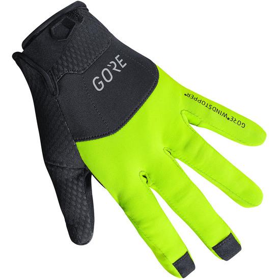 C5 Gore-Tex Infinium Black / Neon Yellow