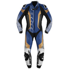 Supersonic Perforated Pro Professional Black / Blue / Gold
