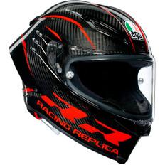 Pista GP RR Performance Carbon / Red