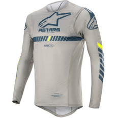 Supertech 2020 Gray / Navy / Yellow Fluo
