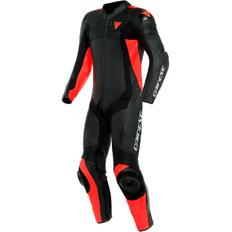 Assen 2 Professional Estiva Black / Black / Fluo-Red