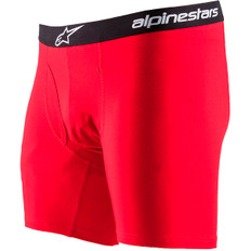 Cotton Brief Red