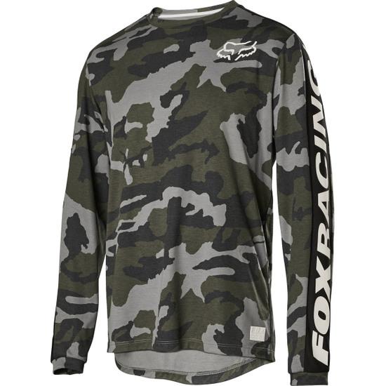 Ranger Drirelease® LS Green Camo