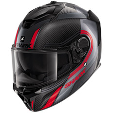 Spartan GT Carbon Tracker Carbon / Anthracite / Red