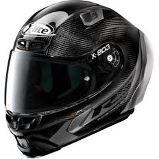 X-803 RS Ultra Carbon Hot Lap Black / Grey