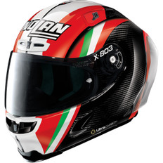 X-803 RS Ultra Carbon Replica Casey Stoner Together Carbon