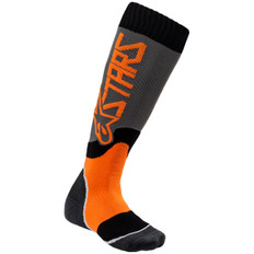 2020 Junior Mx Plus-2 Gray / Orange Fluo