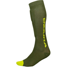 Singletrack Shin Guard Forest Green