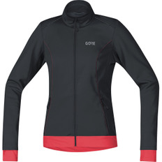 C3 Gore Windstopper Thermo Lady Black / Hibiscus Pink