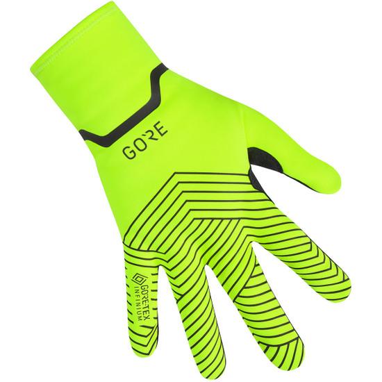 C3 Gore-Tex Infinium Stretch Mid Neon Yellow / Black