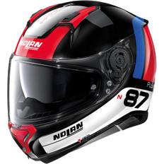 N87 Plus Distinctive N-Com Black / Red / Blue