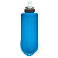 Quick Stow Flask 0.5L Blue