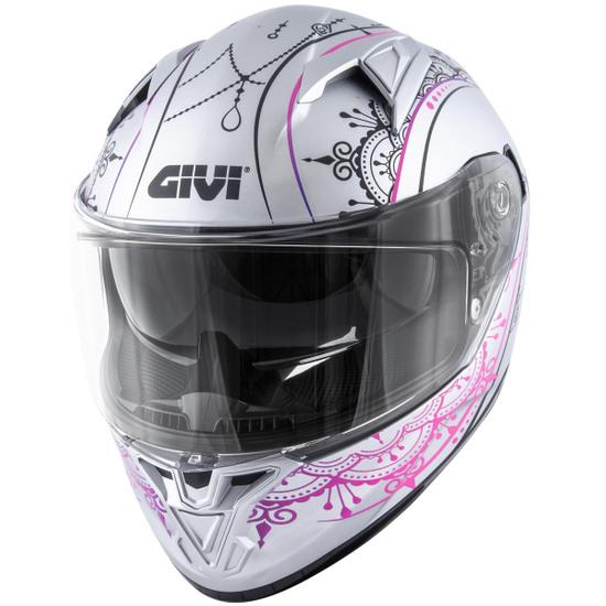 Givi Helmet Man 50.6 Stoccarda Full-face Size Xs H506BB91054