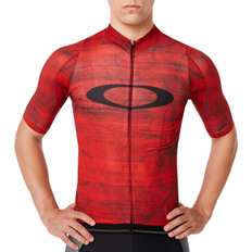 Aero Jersey Fired Forest