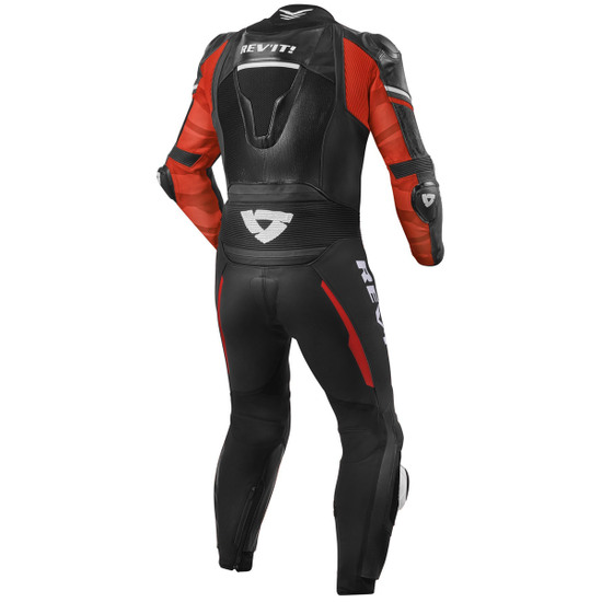 Hyperspeed Professional Black / Neon Red