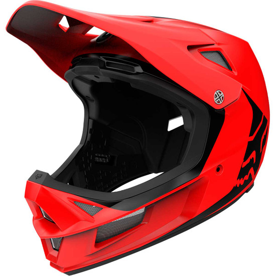 Rampage Comp Infinite Bright Red
