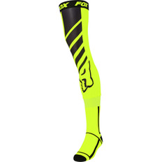 Mach One Knee Brace Yellow Fluo