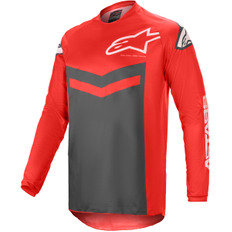 Fluid Speed Bright Red / Anthracite