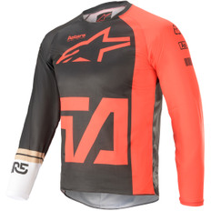 Racer Junior Compass Anthracite / Red Fluo / White