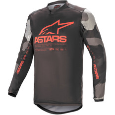 Racer Tactical Gray / Camo / Red Fluo