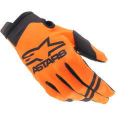 Radar Junior Orange / Black