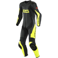 VR46 Tavullia Black / Fluo-Yellow