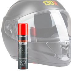 Spray higienizante Casco & Moto