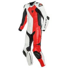 Adria Professional Estiva White / Lava-Red / Black