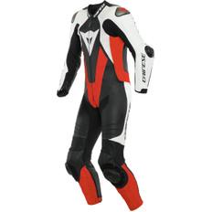 Laguna Seca 5 Professional Estiva Black / White / Fluo-Red
