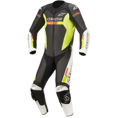 GP Force V2 Chaser Professional Black / White / Red Fluo / Yellow Fluo