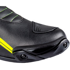 Talabot Black / Yellow Fluo