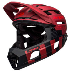 Super Air R Spherical Fasthouse Matte Red / Black