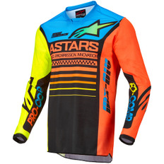 Racer Compass Black / Fluorescent Yellow / Coral