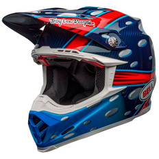 Moto-9 Flex Replica Jeremy McGrath Blue / Red / Black