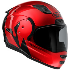 RO200 Troyan Black / Red