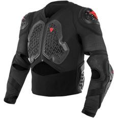 MX1 Safety Jacket Ebony / Black