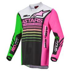 Racer Compass Kids Black / Green Neon / Fluorescent Pink