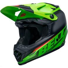 Moto-9 MIPS Junior Glory Green / Black / Infrared