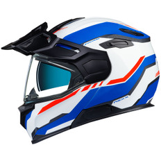 X.Vilijord Continental White / Blue / Red