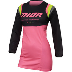 Pulse Rev Lady Charcoal / Fluo Pink
