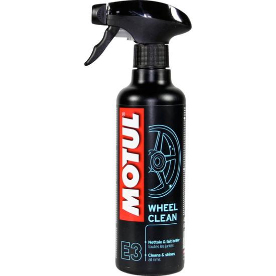 Aceite y Spray MOTUL WHEEL CLEAN